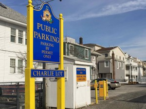 Charlie Lot Parking