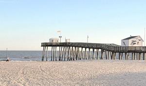 A Pier so scenic!